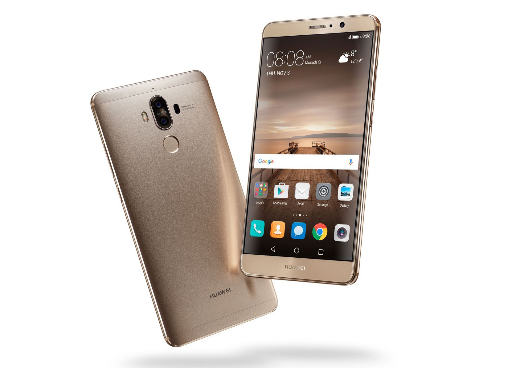 The Huawei Mate 9 is coming: Kirin 960 based phablet with dual-cam