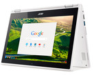 Better thanks to the Play Store. | Acer Chromebook R 11 (N3160, eMMC, HD) Convertible Review