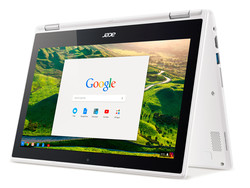 The Chromebook R 11 CB5-132T-C4LB, provided courtesy of: Acer Germany