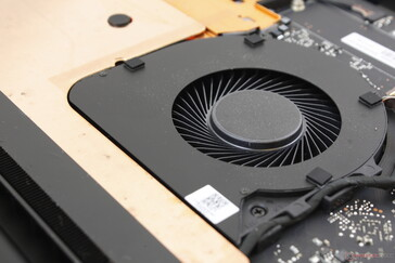 The unique cooling solution is likely necessary due to the very thin form factors of Razer laptops