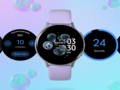 The new app on the Galaxy Watch. (Source: Samsung)