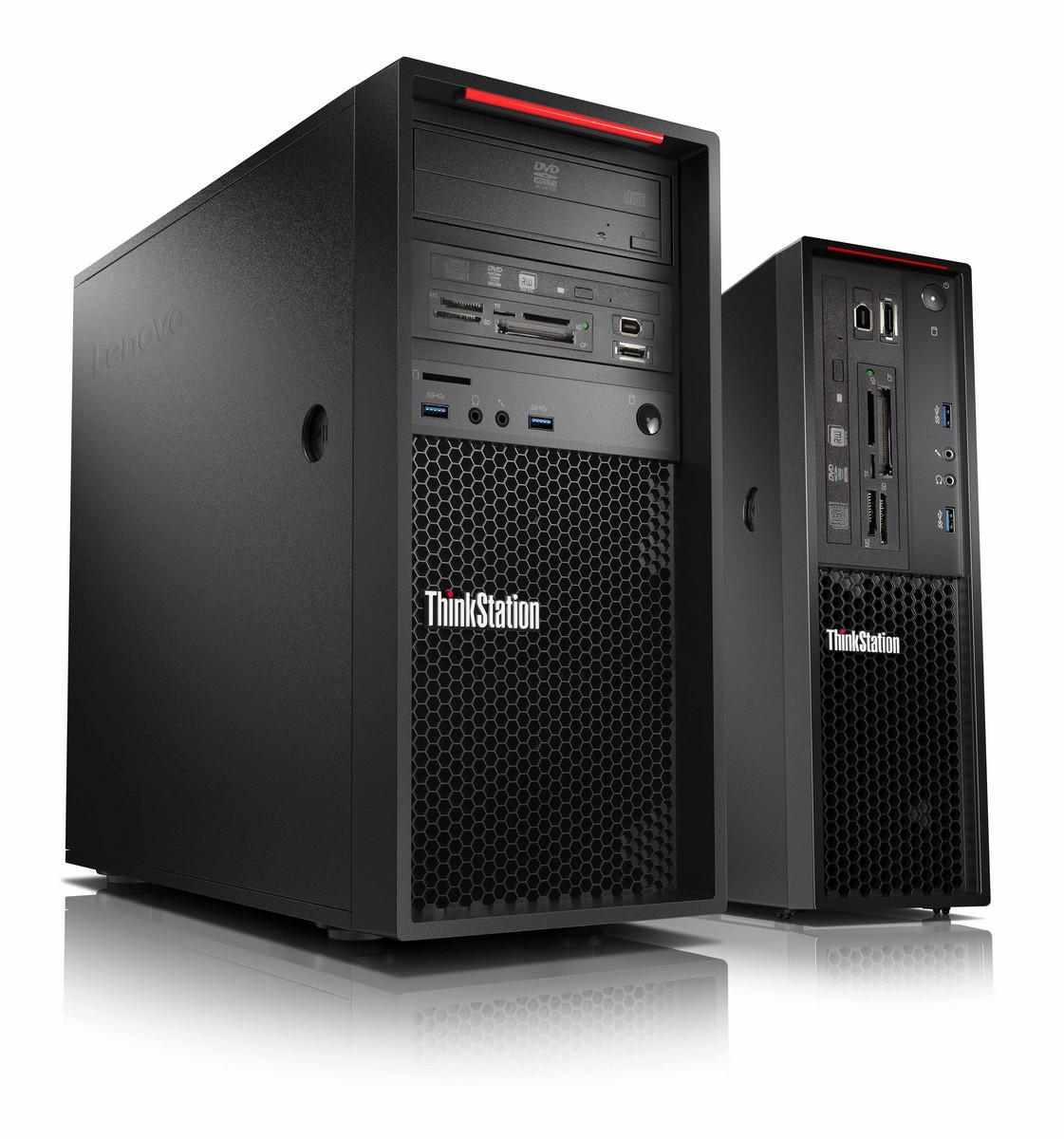 Lenovo Launching Vr Ready Thinkstation P320