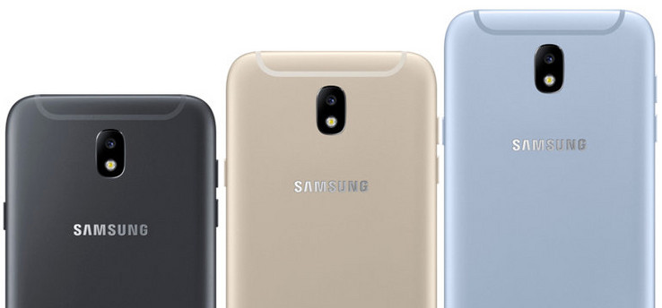 Samsung Galaxy J7 (2017) Duos Smartphone Review - NotebookCheck net