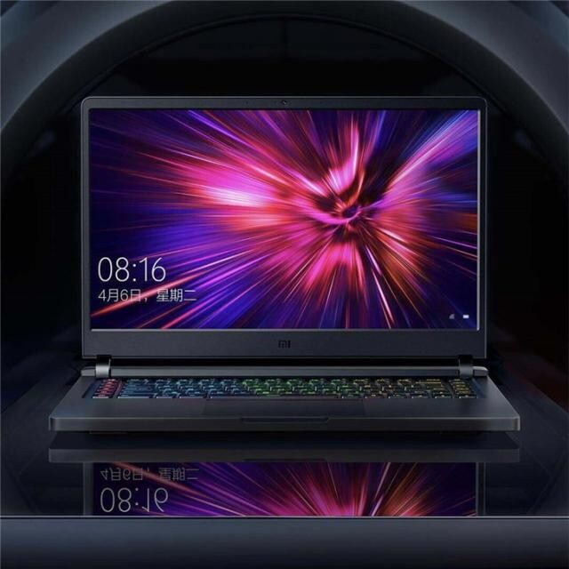 Xiaomi Mi Gaming Laptop 2019 Device Images Appear Online Three Skus Inbound Notebookcheck Net News
