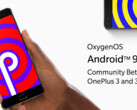 The OnePlus 3 series finally has an open Android Pie-based beta. (Source: OnePlus)