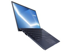 The AsusPro B9 is said to be the lightest 14-inch business notebook, weighing only 1.94 lbs. (Source: MSPoweruser)