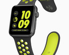 Apple Watch Nike+ smartwatch with Nike+ Run Club app