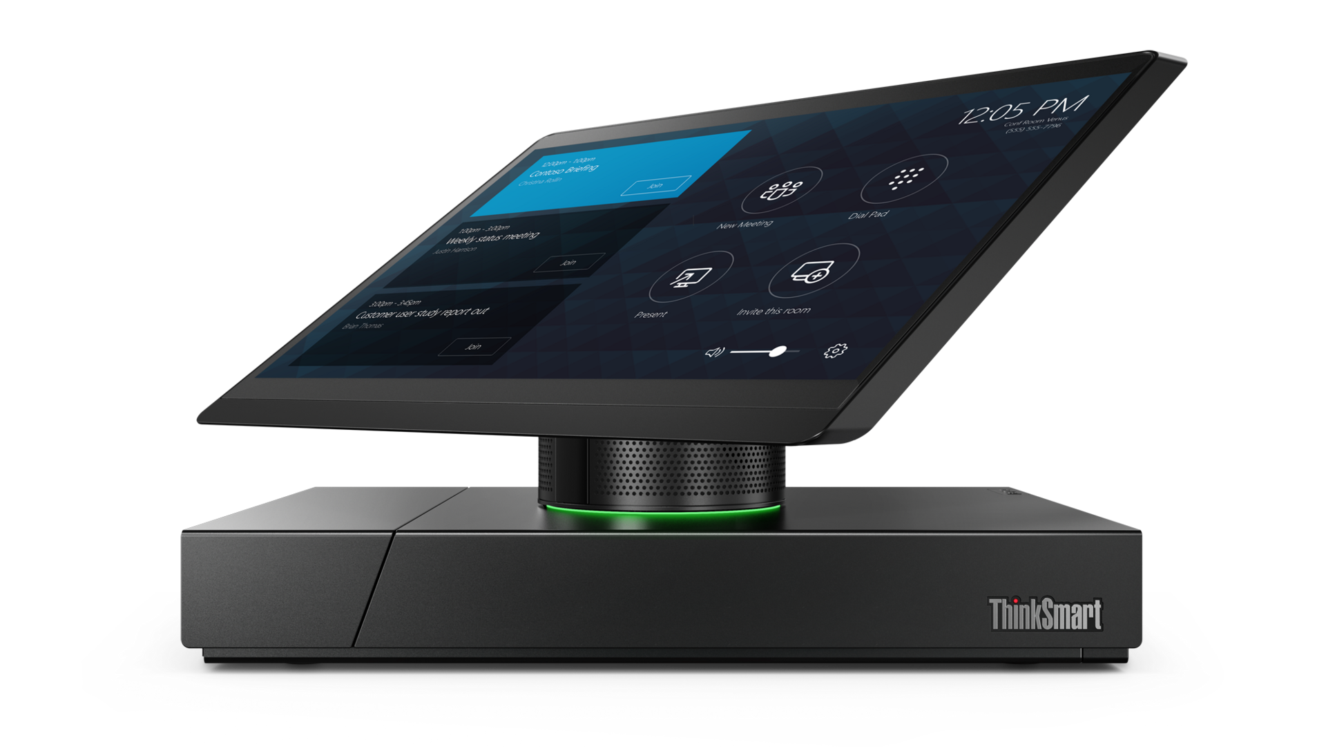 Lenovo Launches The Thinksmart Hub 500 Notebookcheck Net