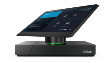 The Lenovo ThinkSmart Hub 500. (Source: Lenovo)