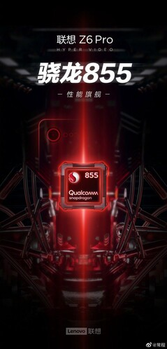 Snapdragon 855. (Source: Weibo)