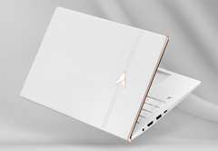 The new Asus ZenBook series offers Wi-Fi 5 and Bluetooth 5.0 connectivity. (Image source: Asus)