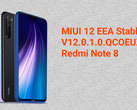 This is the first EEA update for the Redmi Note 8. (Image source: Xiaomi)