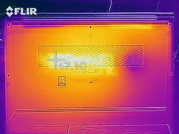 EliteBook 855 G7 thermal image load (below)