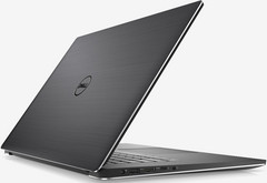 The key feature of the M5520 anniversary edition is the dark anodized aluminum upper and lower surfaces. (Source: Dell)