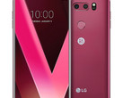 LG V30 Raspberry Rose Android flagship (Source: LG Newsroom)
