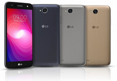 LG X power2 5.5-inch Android mid-range smartphone