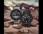 The new PRO TREK SKUs. (Source: Casio)