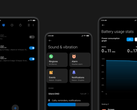 Dark mode can be adjusted in MIUI 12. (Image source: Xiaomi)