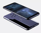 Renders of the Nokia 9 Pureview. (Source: OnLeaks)