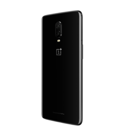 OnePlus 6T with dual camera