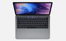 In review: Apple MacBook Pro 13 2019. Review device provided by: