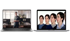 Justin Long has headed ad campaigns for both Intel and Apple. (Image source: Dell/Intel/Apple - edited)
