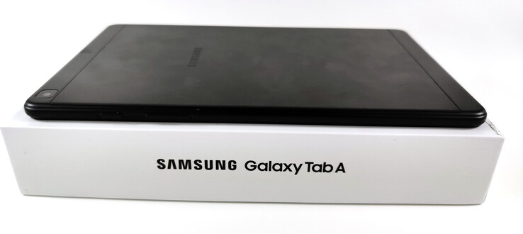 Samsung Galaxy Tab A 8 0 2019 Tablet Review A Budget Samsung Tablet With Great Deficiencies Notebookcheck Net Reviews