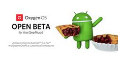 OnePlus has released an Open Beta version of OOS based on Pie. (Source: OnePlus Community)