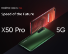 Realme X50 Pro will be available for purchase on Realme's official website and Flipkart