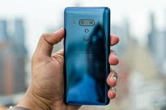 The HTC U12 Plus. (Source: Digital Trends)