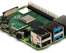 Raspberry Pi: Turn the popular single-board computer into a NAS and a media center with free cloud storage. (Image source: Raspberry Pi Foundation)