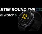 Realme launches the Watch S. (Source: Realme)