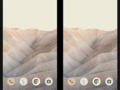 Welcome to the new look and feel of Android 12. (Image: XDA Developers)