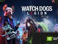 GeForce Now gets Watch Dogs: Legion on launch day. (Source: Nvidia)