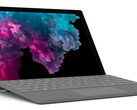 The Microsoft Surface Pro 6 has a sturdy design. (Image source: Microsoft)