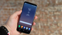 The Samsung Galaxy S8. (Source: Trusted Reviews)