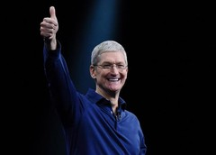 Tim Cook defended the multibillion dollar deal with Google despite privacy concerns. (Source: Applesencia)