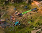 Ashes of the Singularity features benchmark testing. (Image source: Ashes of the Singularity)