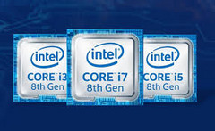 Intel will also release gen 8 Celeron and Pentium CPUs in 2018. (Source: Intel)