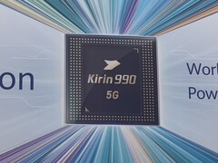 The Kirin 990 will come with an integrated 5G modem. (Source: @roccetry on Twitter)