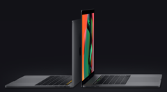 The 15-inch MacBook Pro now comes with the option of an 8-core Intel Core i9 processor. (Source: Apple)