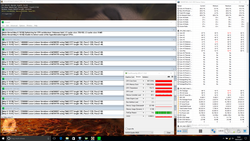 Stress test outcome 1: 35 W continuous.
