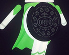 Android 8.0 Oreo robot leaked image via Evan Blass