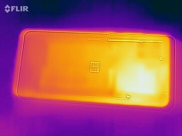 Thermal image back
