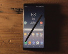 The Galaxy Note 8 in all its glory. (Source: CNET)