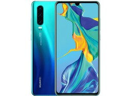 Reviewed: Huawei P30. Review sample provided by Huawei Deutschland