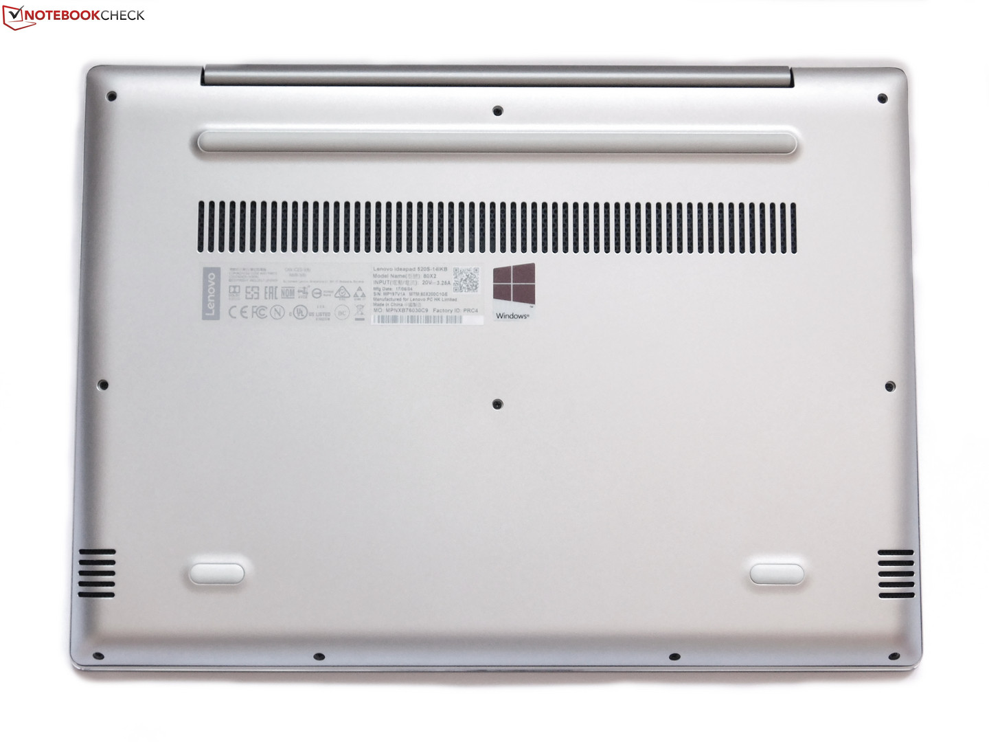 Lenovo Ideapad 520s 14ikb Core I5 7200u 940mx Laptop Review Power Supply Wiring Diagram Moreover Toshiba Schematic Full Resolution