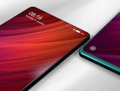 The Mi Mix 3 will have some of the slimmest bezels around. (Source: WCCFTech)