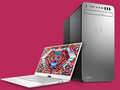 XPS laptops and desktop PCs are included in the 72-hour sale. (Image source: Dell)