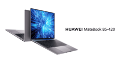 The Huawei MateBook B series starts at CNY 5,499 (~US$796).